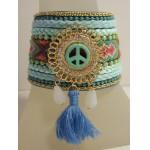 Gypsy Armband Peace Turquoise