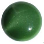 Cuoio Schuifsteen Centroperla Dark-Fern-Green 12-mm