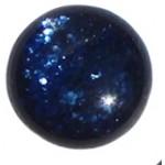 Cuoio Schuifsteen Paipolas Shiny-Denim-Blue 12-mm