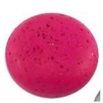 Cuoio Schuifsteen Vintage-Gala Sweet-Fuchsia 12-mm