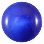 Cuoio Schuifsteen Centroperla Cobalt Blue 12 mm