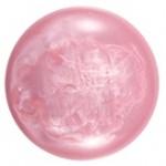 Cuoio Schuifsteen Pearl Shine Salmon Rose 12 mm