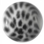 Cuoio Schuifsteen Leopard White 12 mm