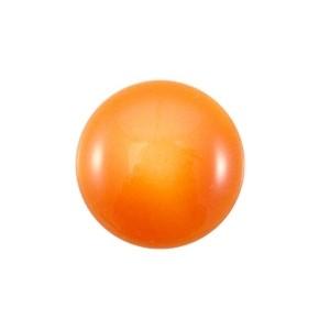 Cuoio Schuifsteen Centroperla Golden Poppy Orange 12 mm