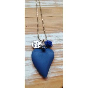 Ballchain Hart Blue