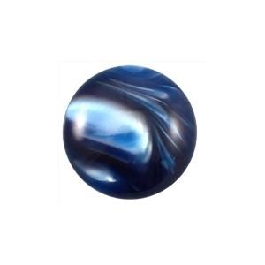 Cuoio Schuifsteen Look Midnight Blue 12 mm