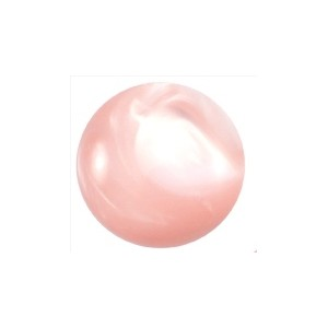 Cuoio Schuifsteen Look Rose Peach 12 mm