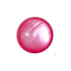 Cuoio Schuifsteen Pearl-Shine Fuchsia Red