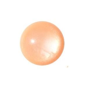Cuoio Schuifsteen Pearl Shine LIght Peach 12 mm
