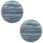 Cuoio Schuifsteen Sparkle Dust Rustic Blue