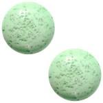 Cuoio Schuifsteen Polarino Crysolite Green 20 mm