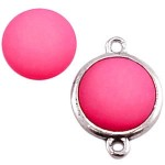 Cuoio Schuifsteen Soft Rose Pink 20 mm