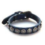 Armband Studs Ster Blauw